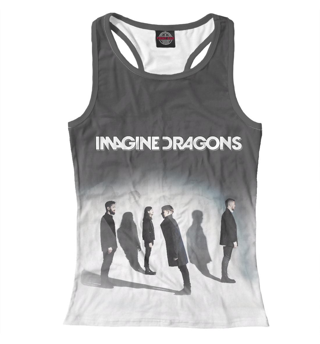 Купить Imagine Dragons, Printbar, Майки борцовки, IMA-477658-mayb-1