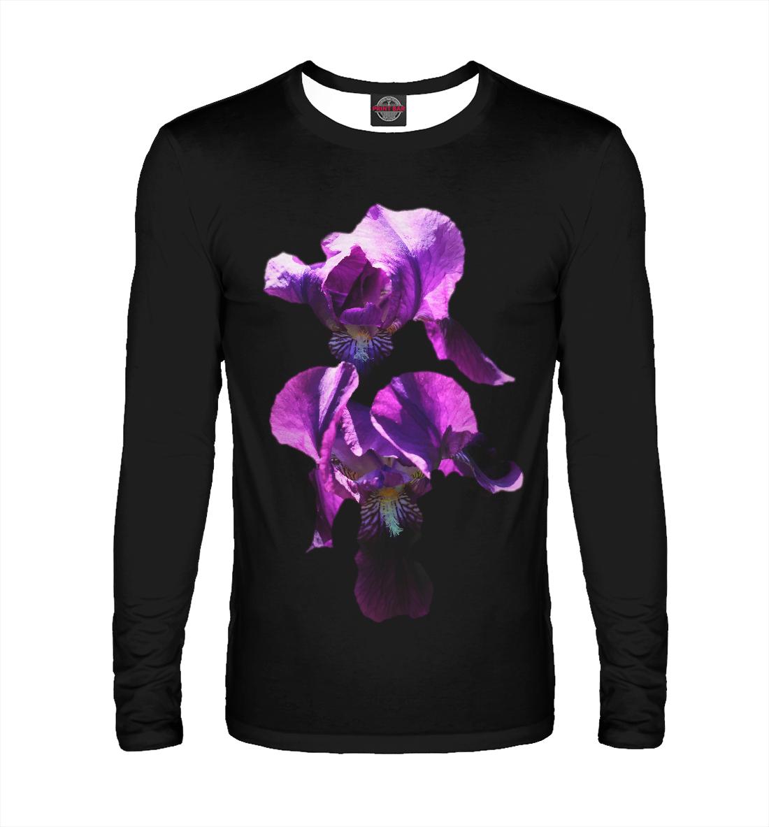 Купить Black&Violet, Printbar, Лонгсливы, CVE-109506-lon-2