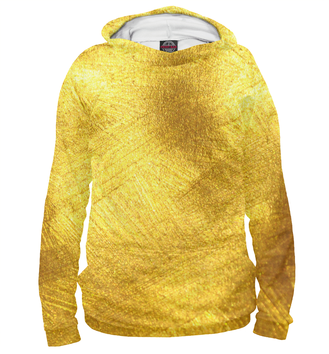 Купить Золото, Printbar, Худи, APD-208296-hud-2