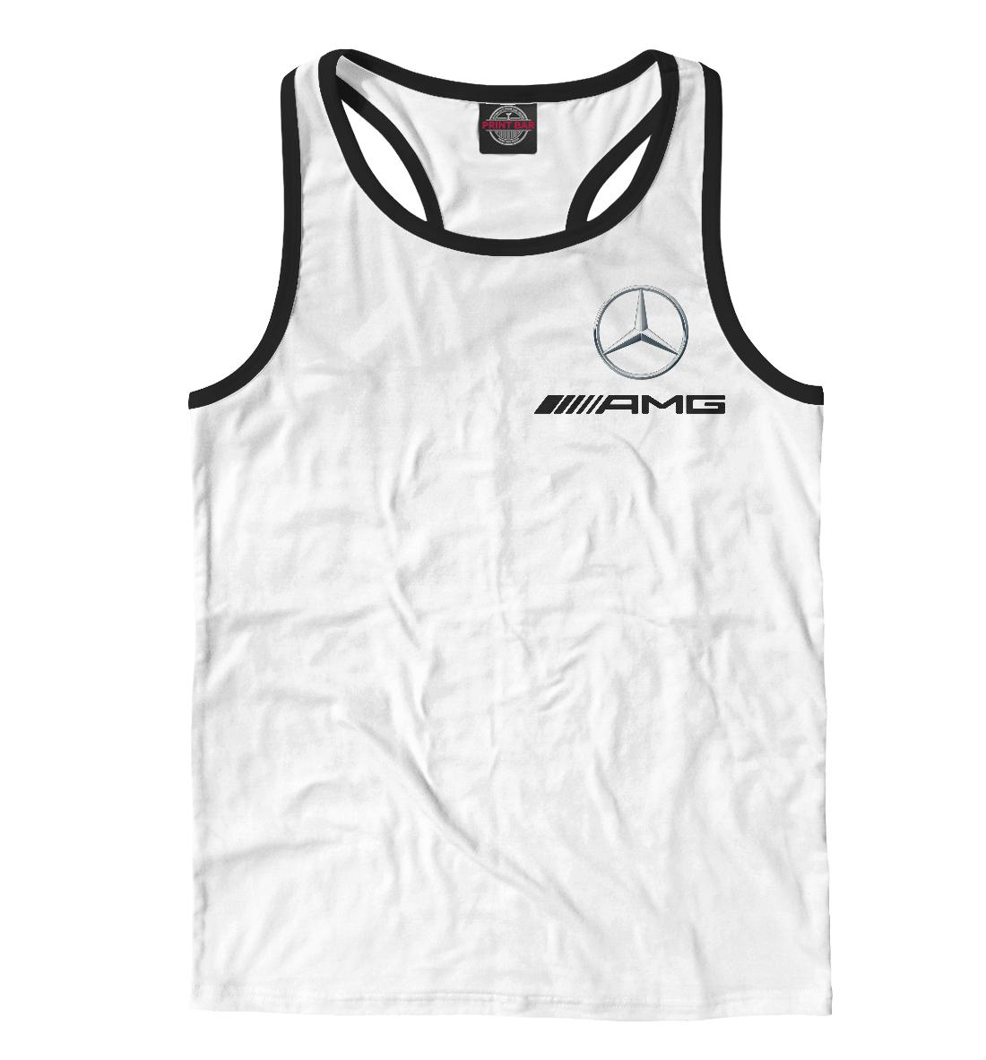 Купить Mercedes AMG, Printbar, Майки борцовки, MER-204591-mayb-2