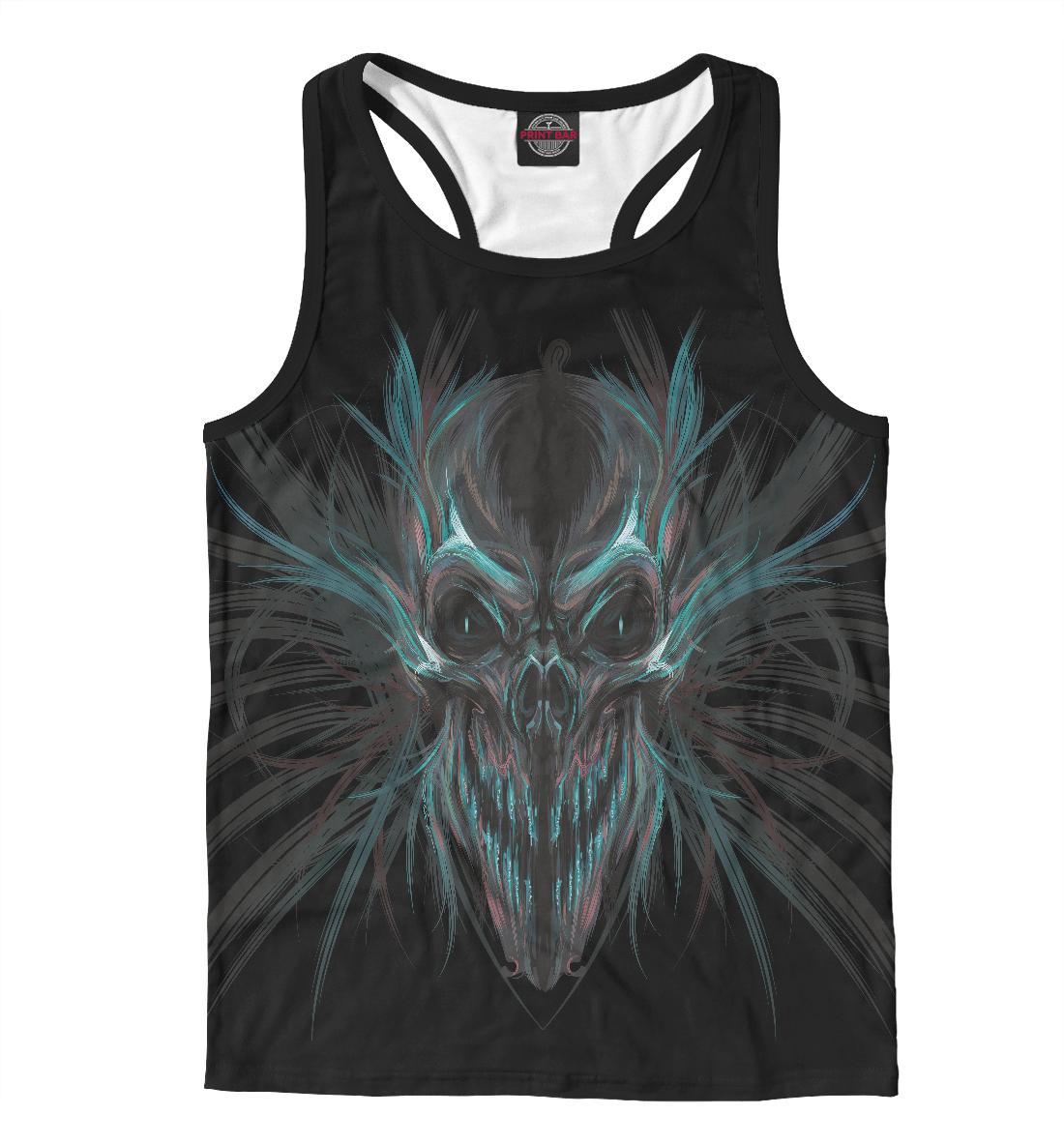 Купить Spirit of Darkness, Printbar, Майки борцовки, HAL-405767-mayb-2