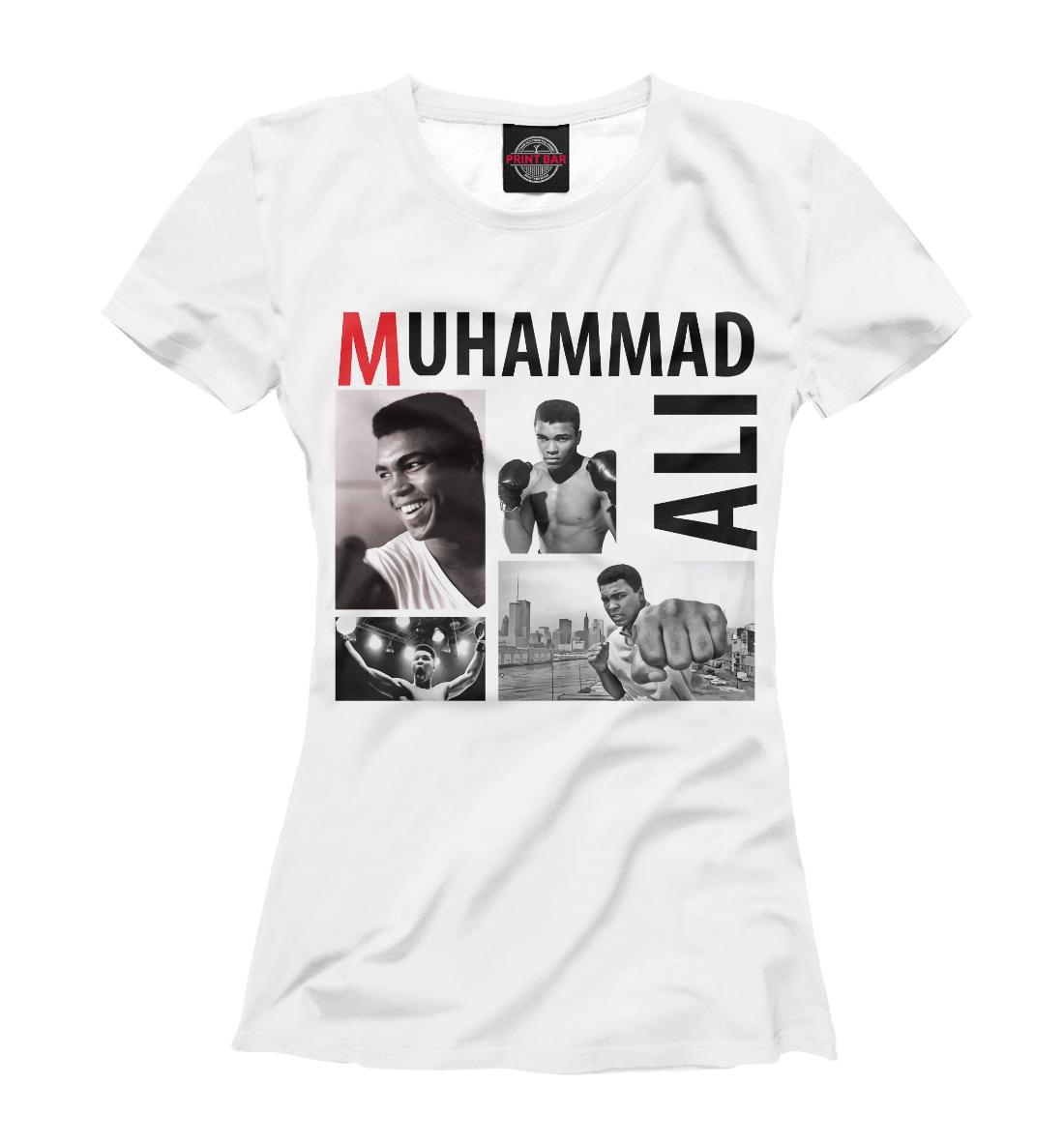 Купить Мухаммед Али, Printbar, Футболки, ALI-416851-fut-1
