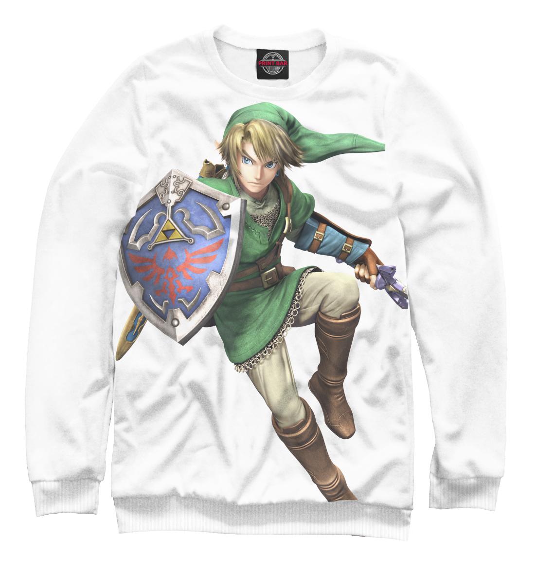Купить The Legend of Zelda, Printbar, Свитшоты, RPG-150295-swi-1