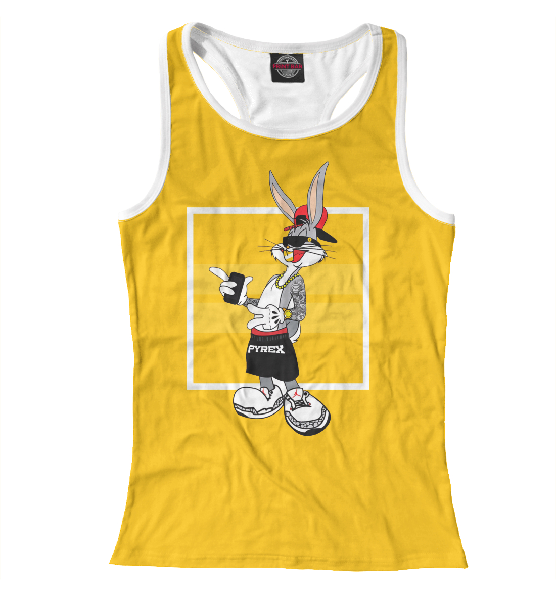 Купить Bugs Bunny, Printbar, Майки борцовки, MFR-480676-mayb-1