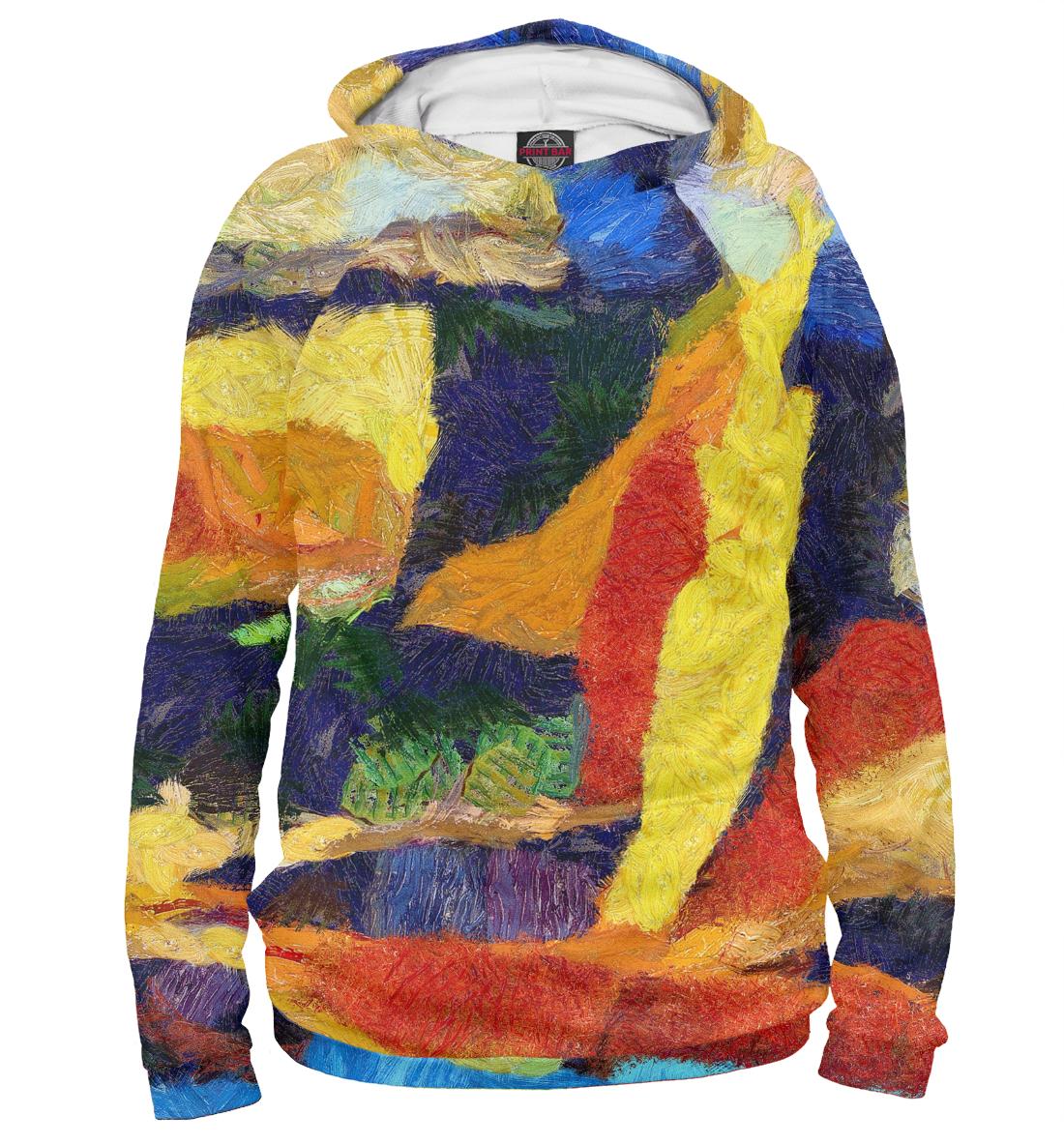 Купить Цветные краски, Printbar, Худи, GHI-780295-hud-1