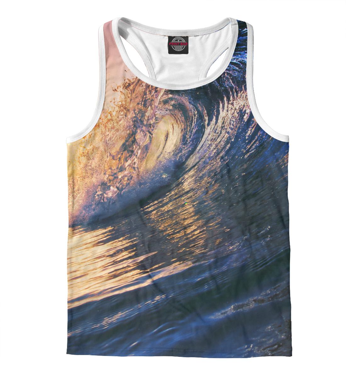Купить Морская волна, Printbar, Майки борцовки, STI-838813-mayb-2