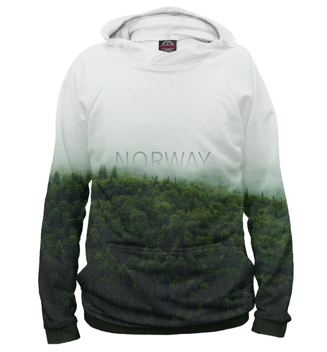Купить Норвегия, Printbar, Худи, TRL-376358-hud-2