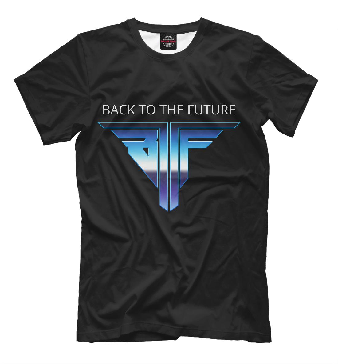 Купить Назад в будущее, Printbar, Футболки, KNO-785881-fut-2