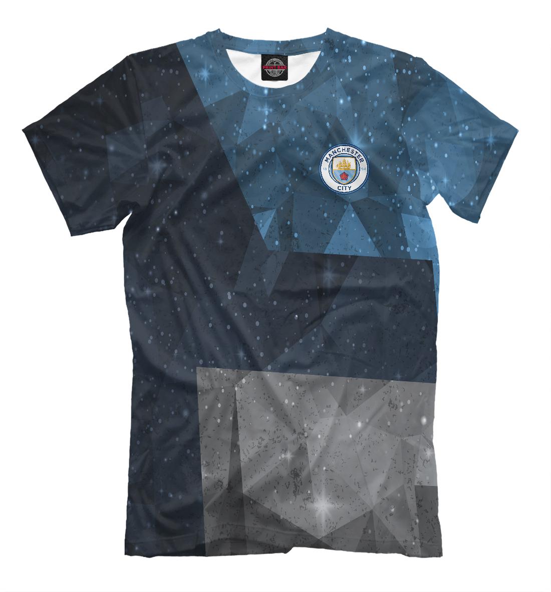 Купить FC Manchester City, Printbar, Футболки, MNC-763512-fut-2