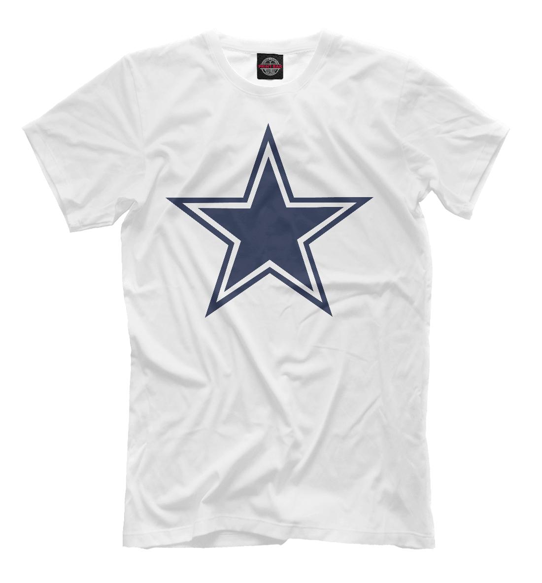Купить Dallas Cowboys, Printbar, Футболки, APD-773920-fut-2