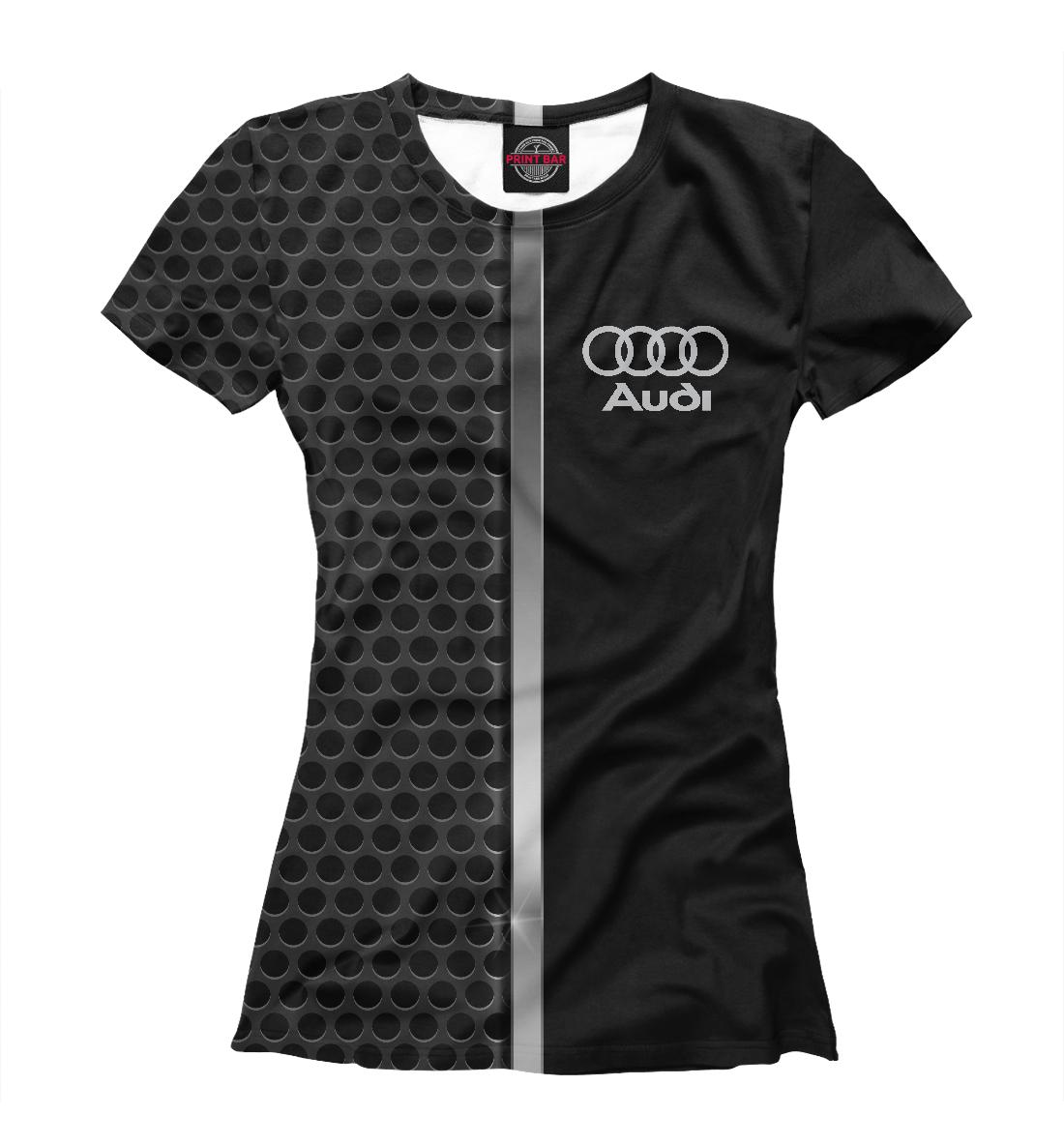 Купить Audi, Printbar, Футболки, AUD-362857-fut-1