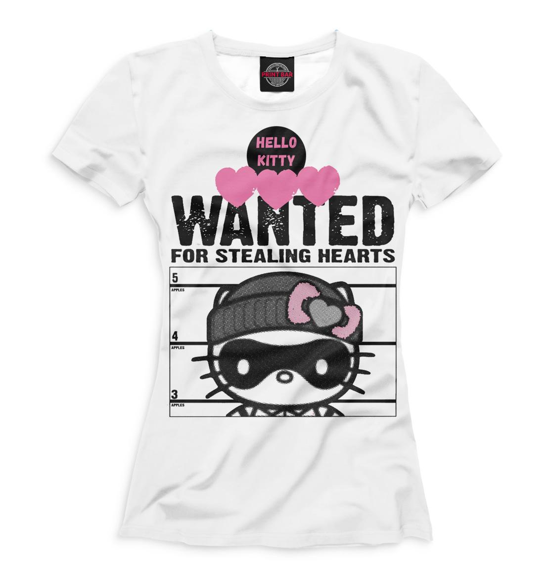 Купить Hello Kitty, Printbar, Футболки, HLK-132941-fut-1