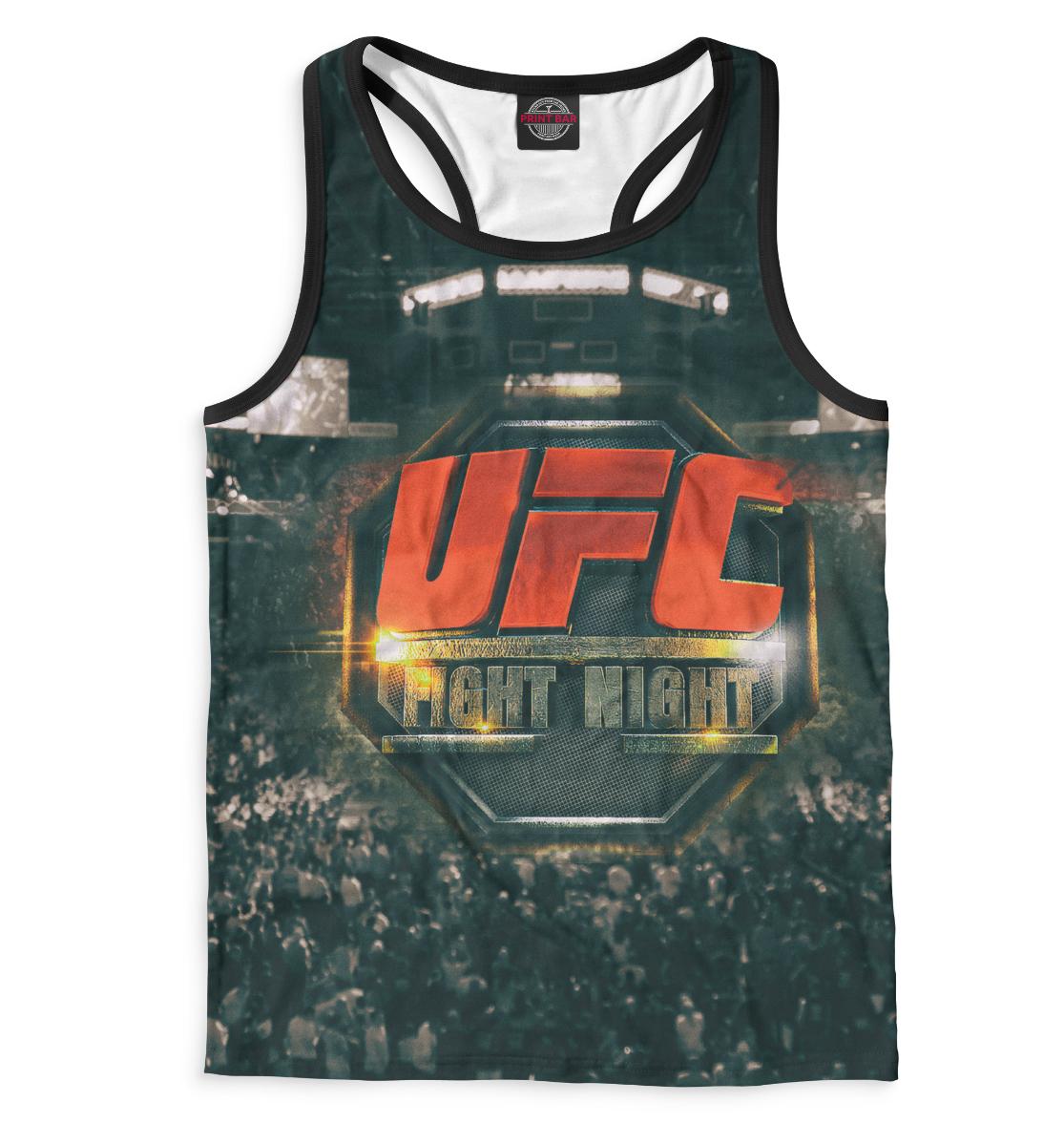 Купить UFC Fight Night, Printbar, Майки борцовки, MNU-513764-mayb-2