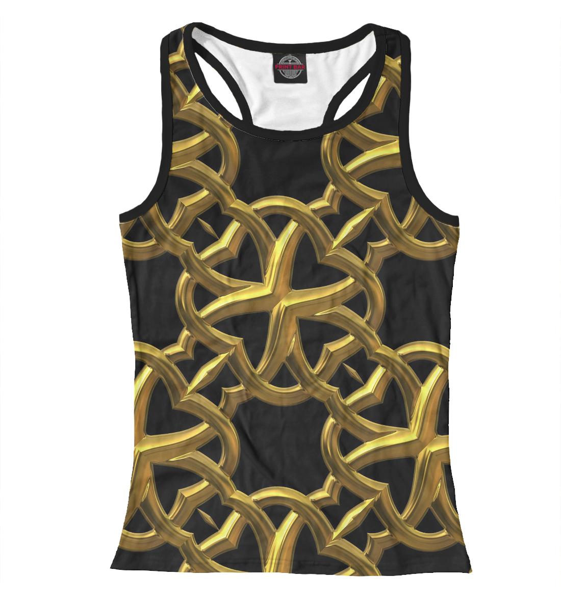 Купить BLACK&GOLD, Printbar, Майки борцовки, APD-569873-mayb-1