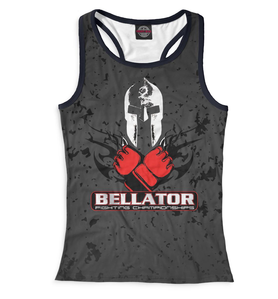 Купить Bellator MMA, Printbar, Майки борцовки, MNU-592566-mayb-1