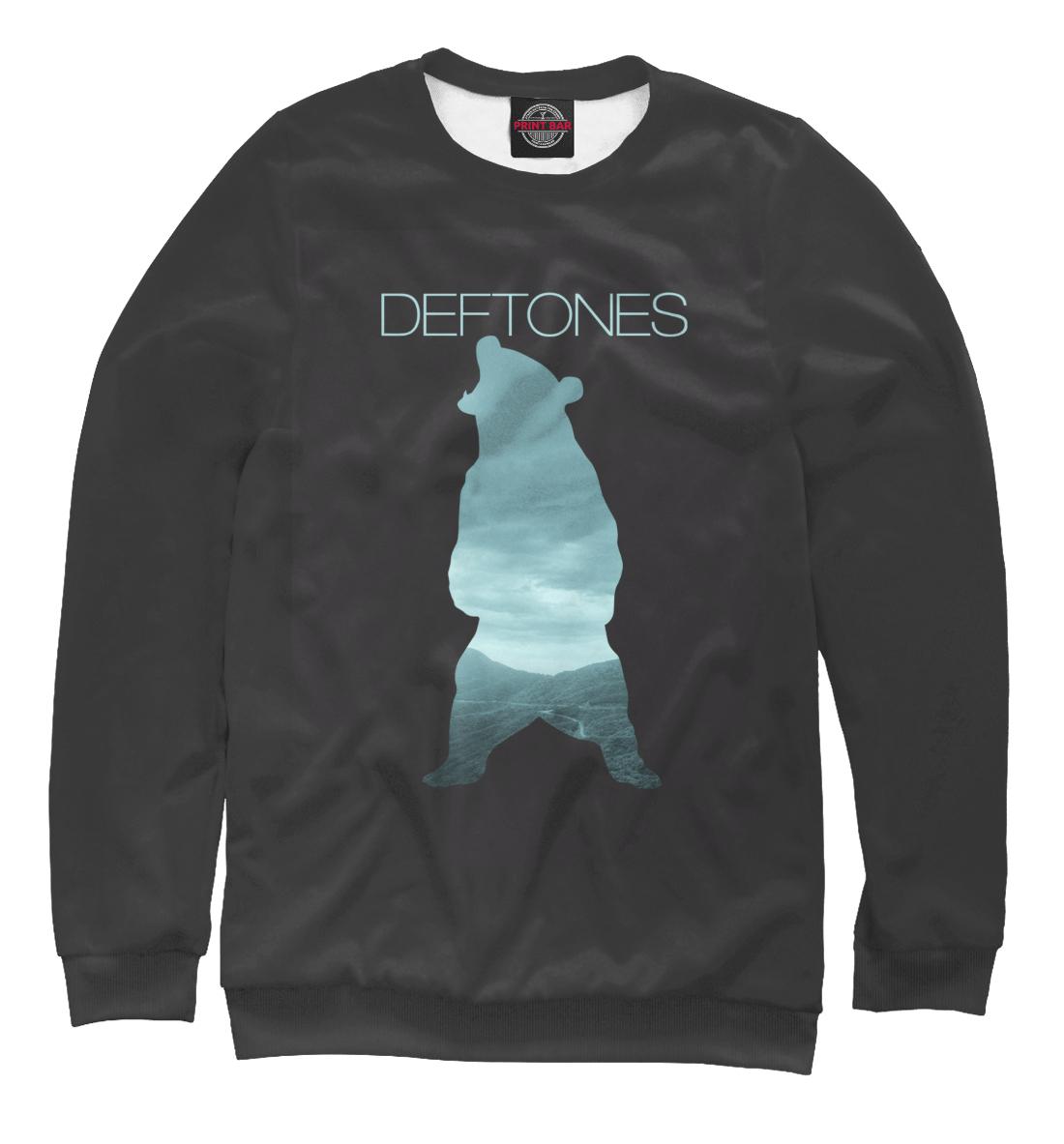 Купить Deftones, Printbar, Свитшоты, MZK-432597-swi-1