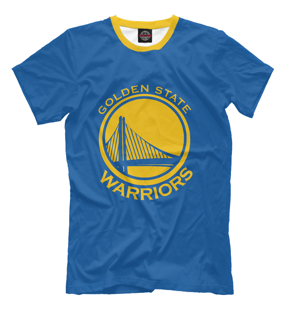 Купить Golden State Warriors, Printbar, Футболки, NBA-677168-fut-2