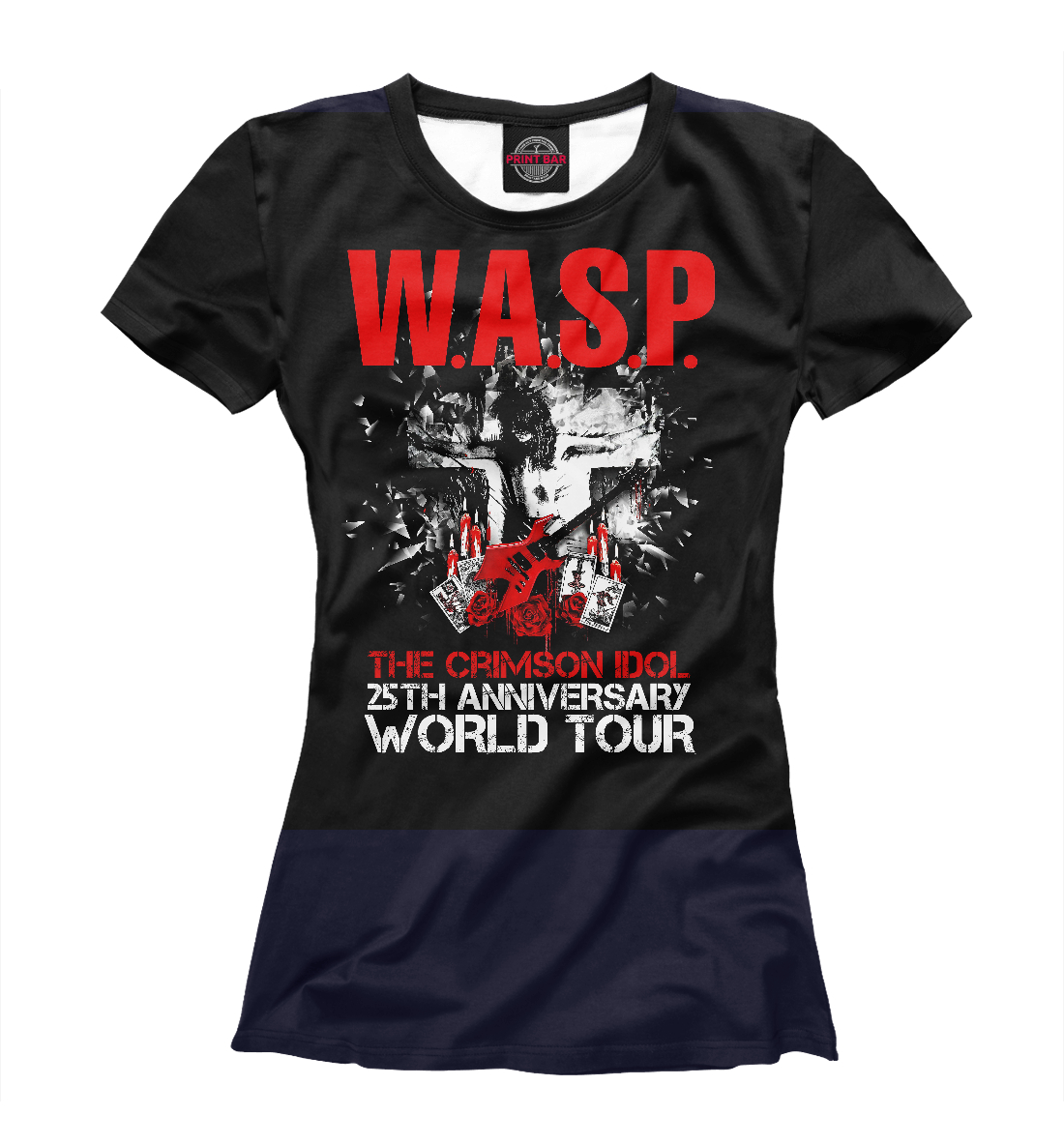 Фото - W.A.S.P. тур 2017 тур
