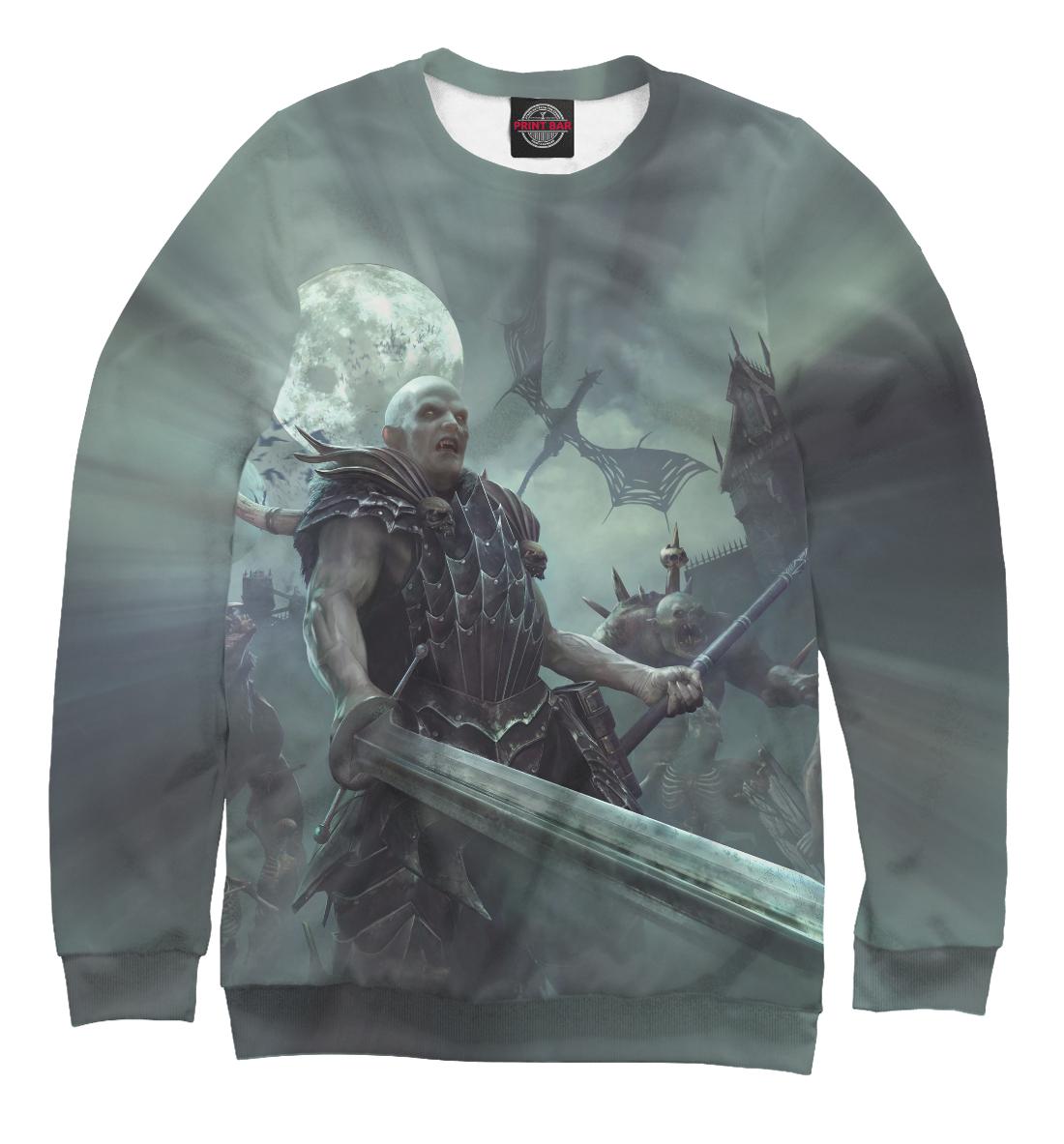 Купить Warhammer. Вампир, Printbar, Свитшоты, WHR-417575-swi-2