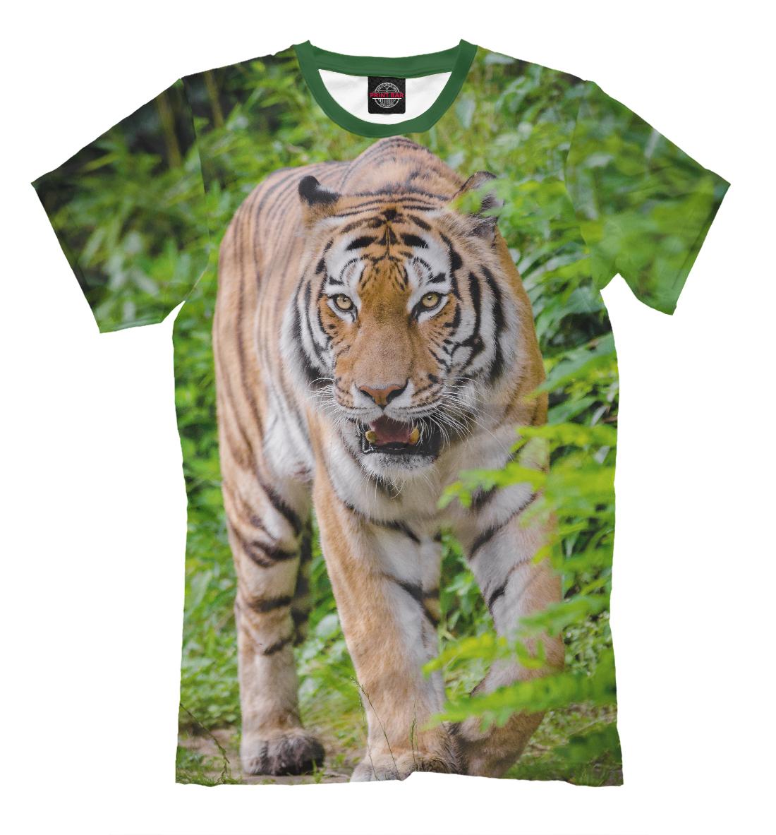 Купить Tiger, Printbar, Футболки, HIS-897812-fut-2