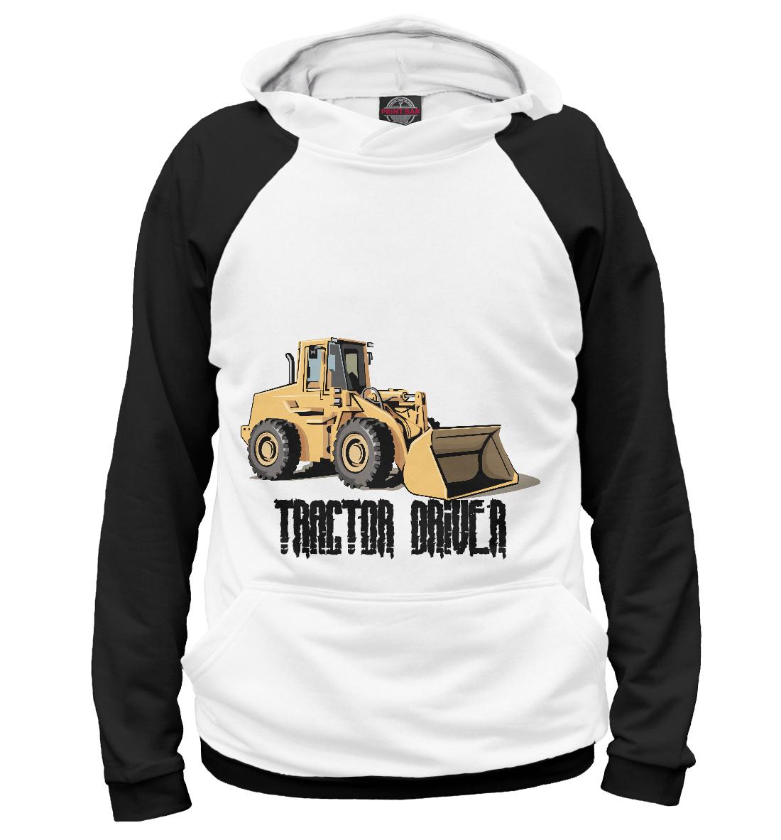 Tractor driver, Printbar, Худи, VDT-264157-hud-2  - купить со скидкой