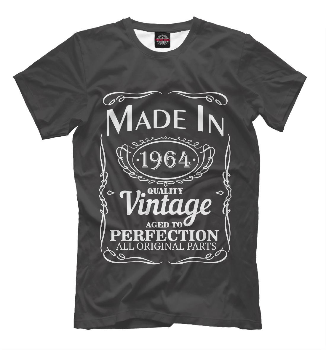 Купить Сделано в 1964, Printbar, Футболки, DHC-541013-fut-2