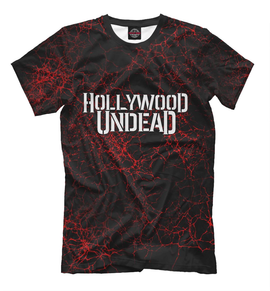 Купить Hollywood Undead, Printbar, Футболки, HLW-292404-fut-2