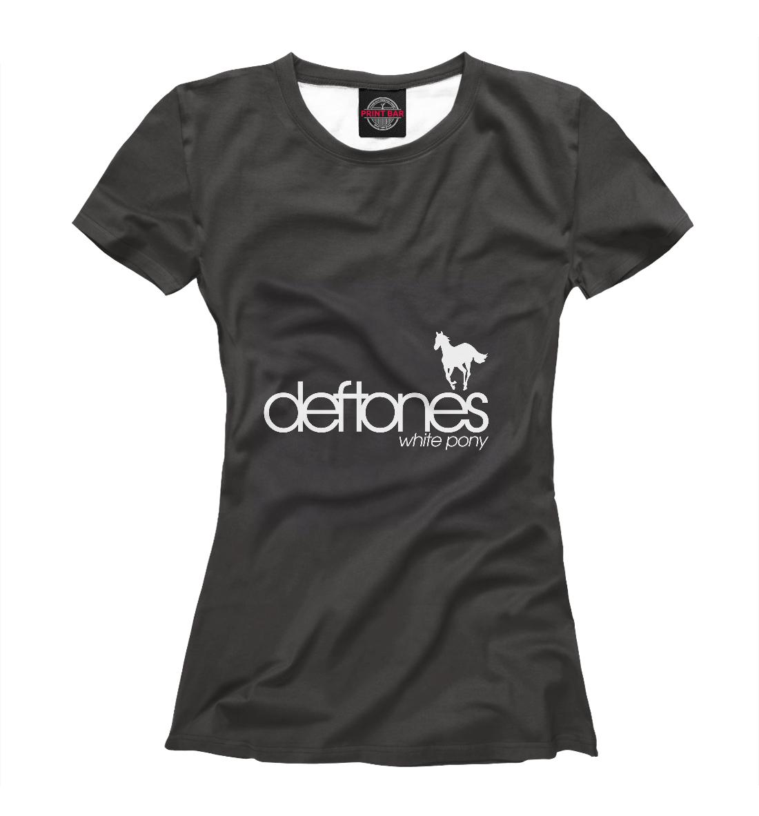 Купить Deftones, Printbar, Футболки, DFT-784702-fut-1
