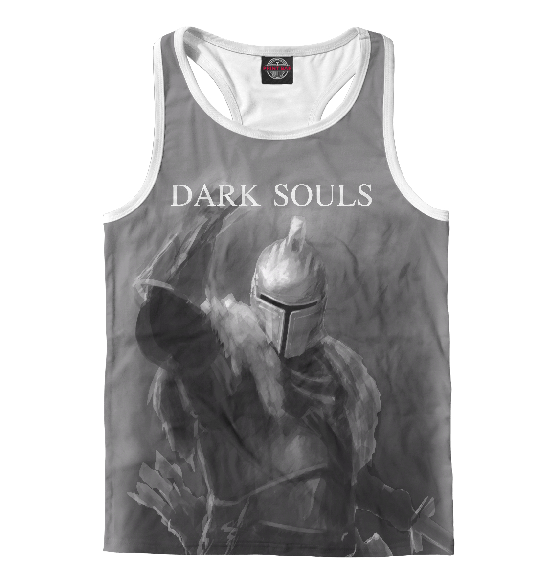 Купить Dark Souls, Printbar, Майки борцовки, DKS-619151-mayb-2