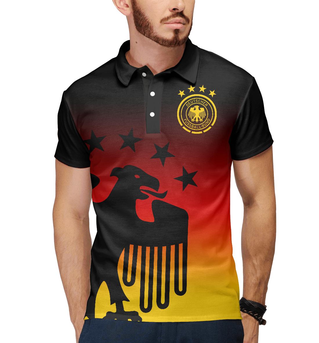 Купить Германия, Printbar, Поло, FNS-889365-pol-2