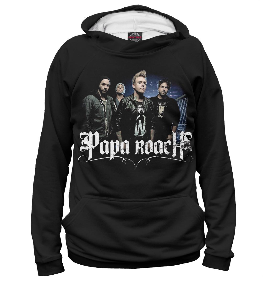 Купить Papa Roach, Printbar, Худи, MZK-192124-hud-1