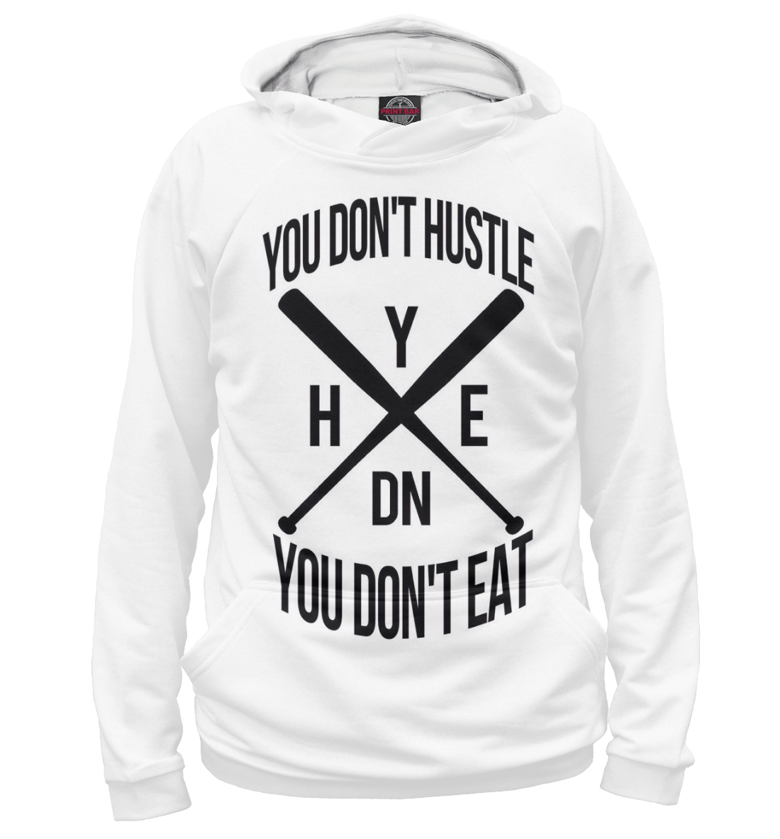 You don't hustle, you don't eat lindsay hunter eat only when you re hungry