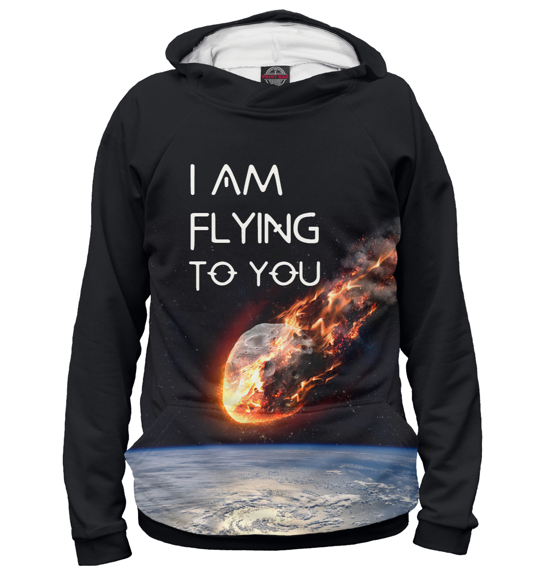 I am flying to you i fear you girl