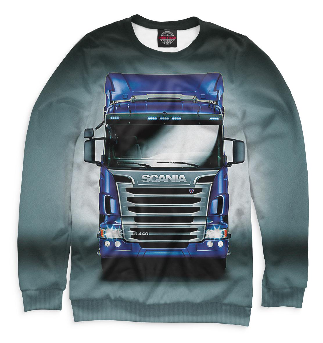 Купить Scania, Printbar, Свитшоты, GRZ-595161-swi-2