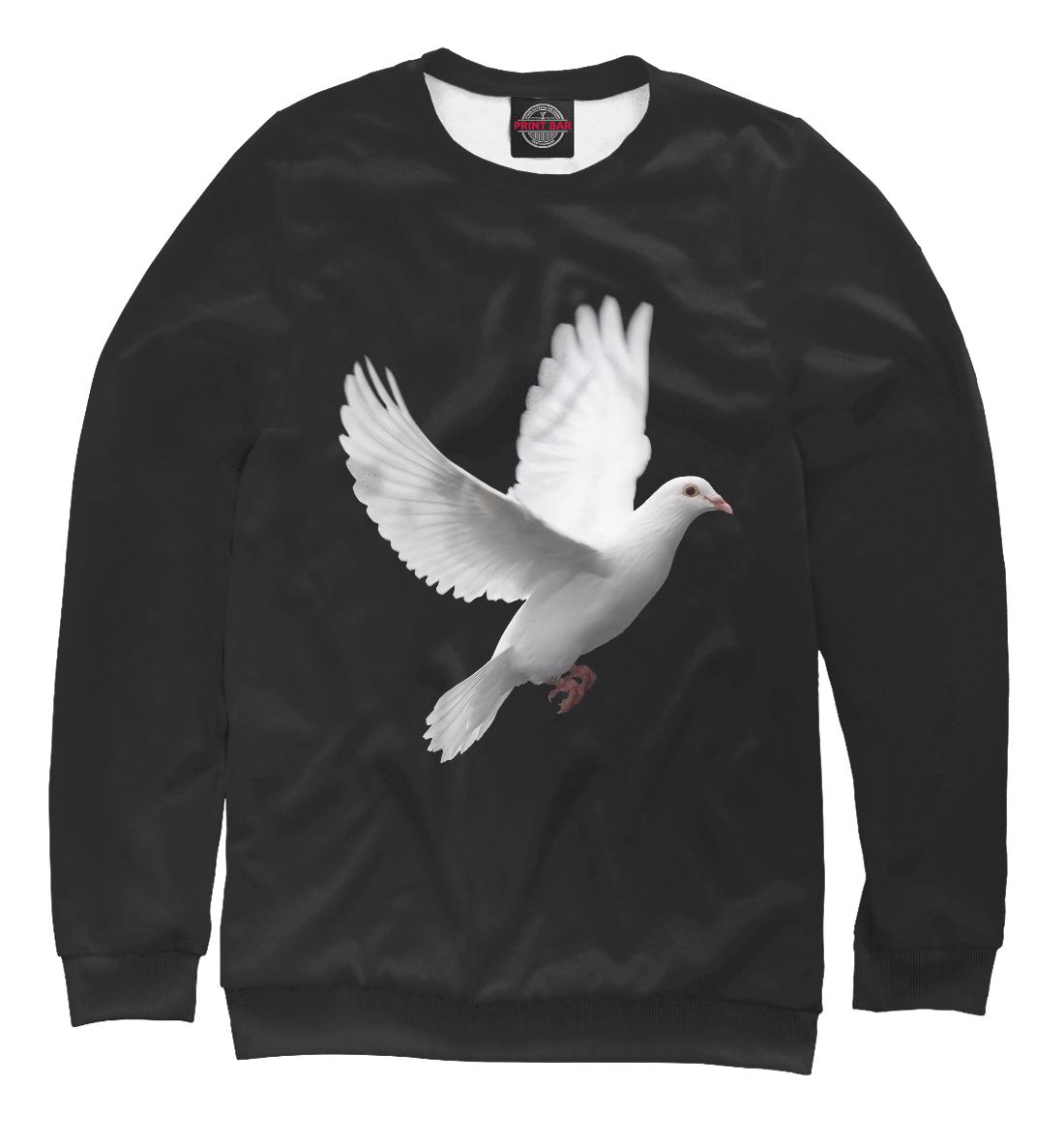 Фото - Белый голубь огненный голубь