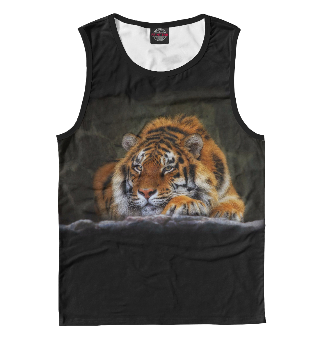 Купить Тигр, Printbar, Майки, HIS-829873-may-2