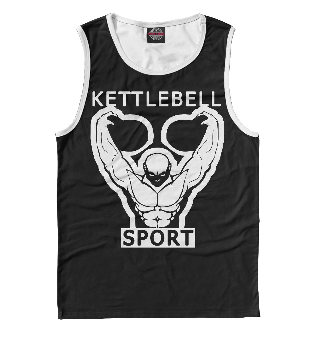 Купить Гиревой спорт/Kettlebell sport, Printbar, Майки, NOV-566995-may-2