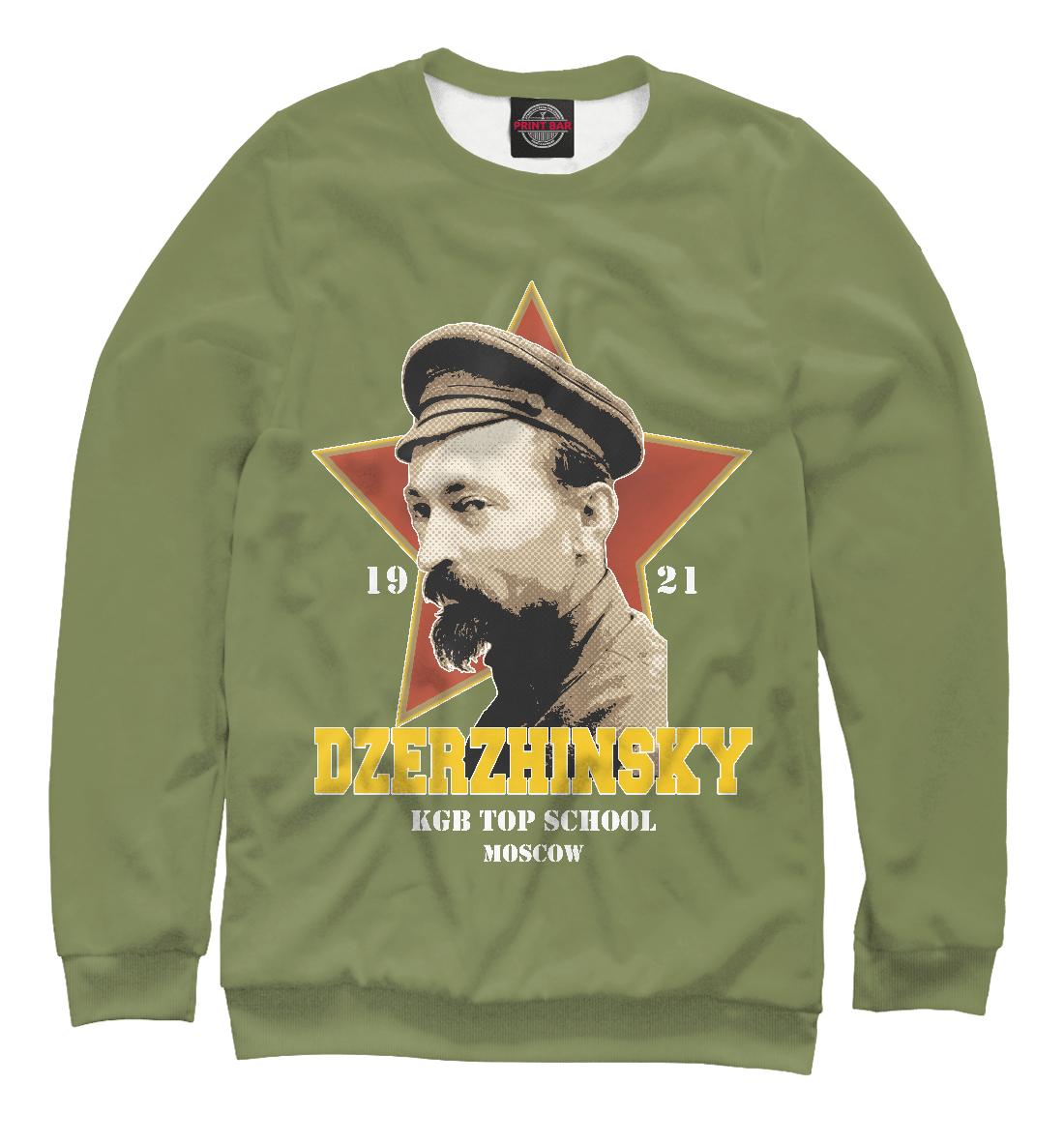 Купить Высшая школа КГБ им. Дзержинского, Printbar, Свитшоты, KGB-943836-swi-2