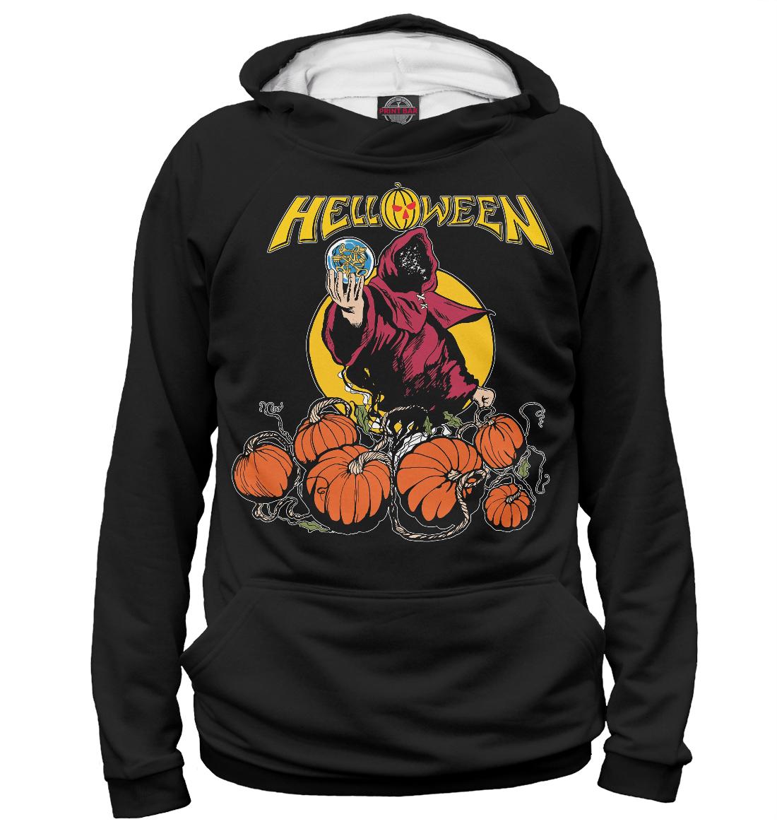 Купить Helloween, Printbar, Худи, MZK-550975-hud-1