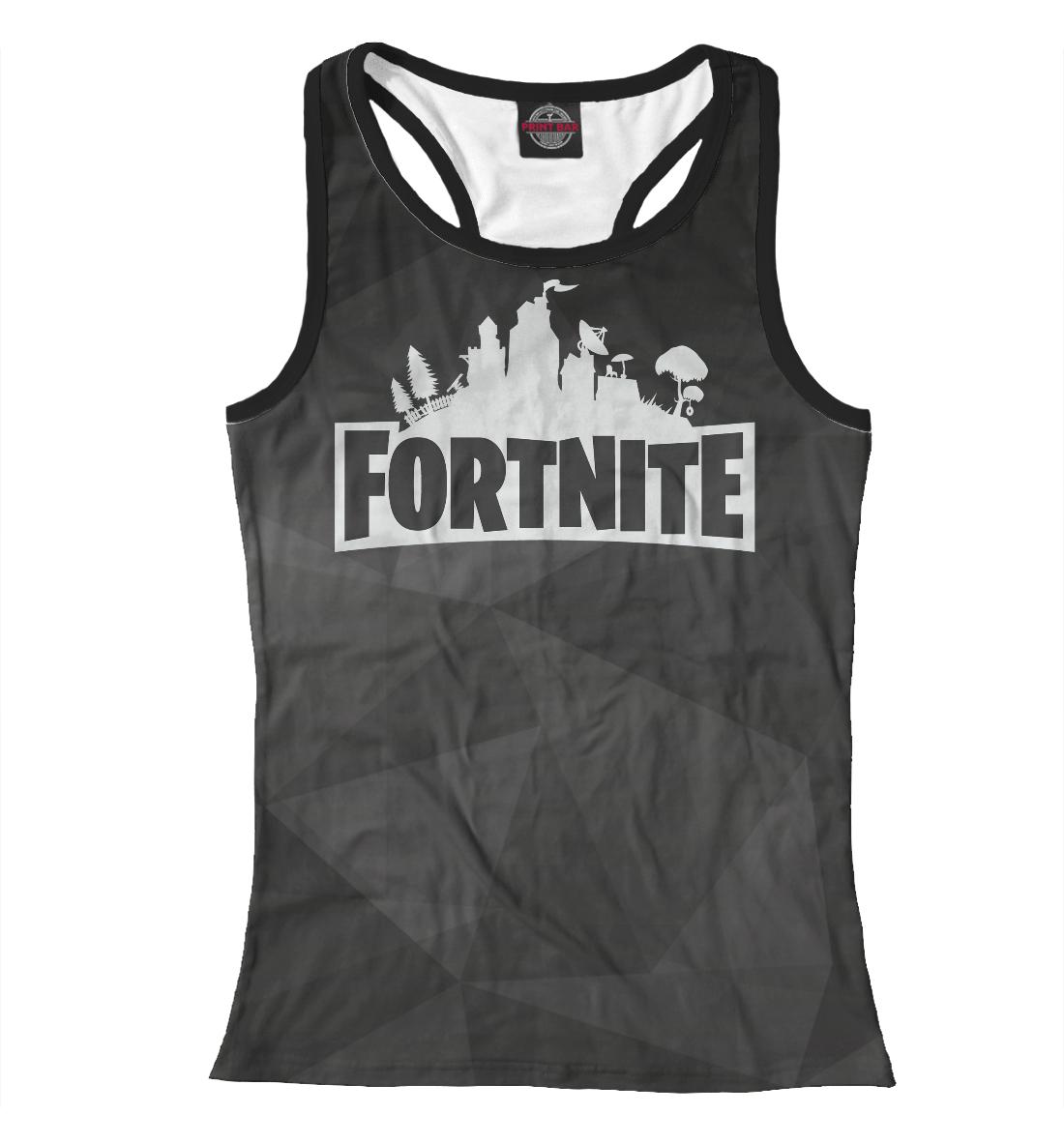 Купить Fortnite Black, Printbar, Майки борцовки, RPG-142460-mayb-1