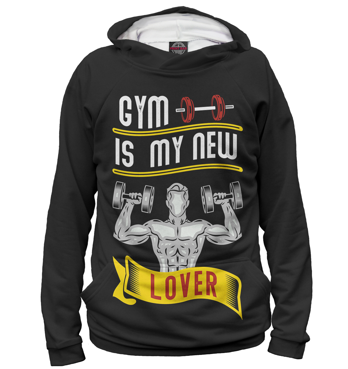 Gym Is My New Lover