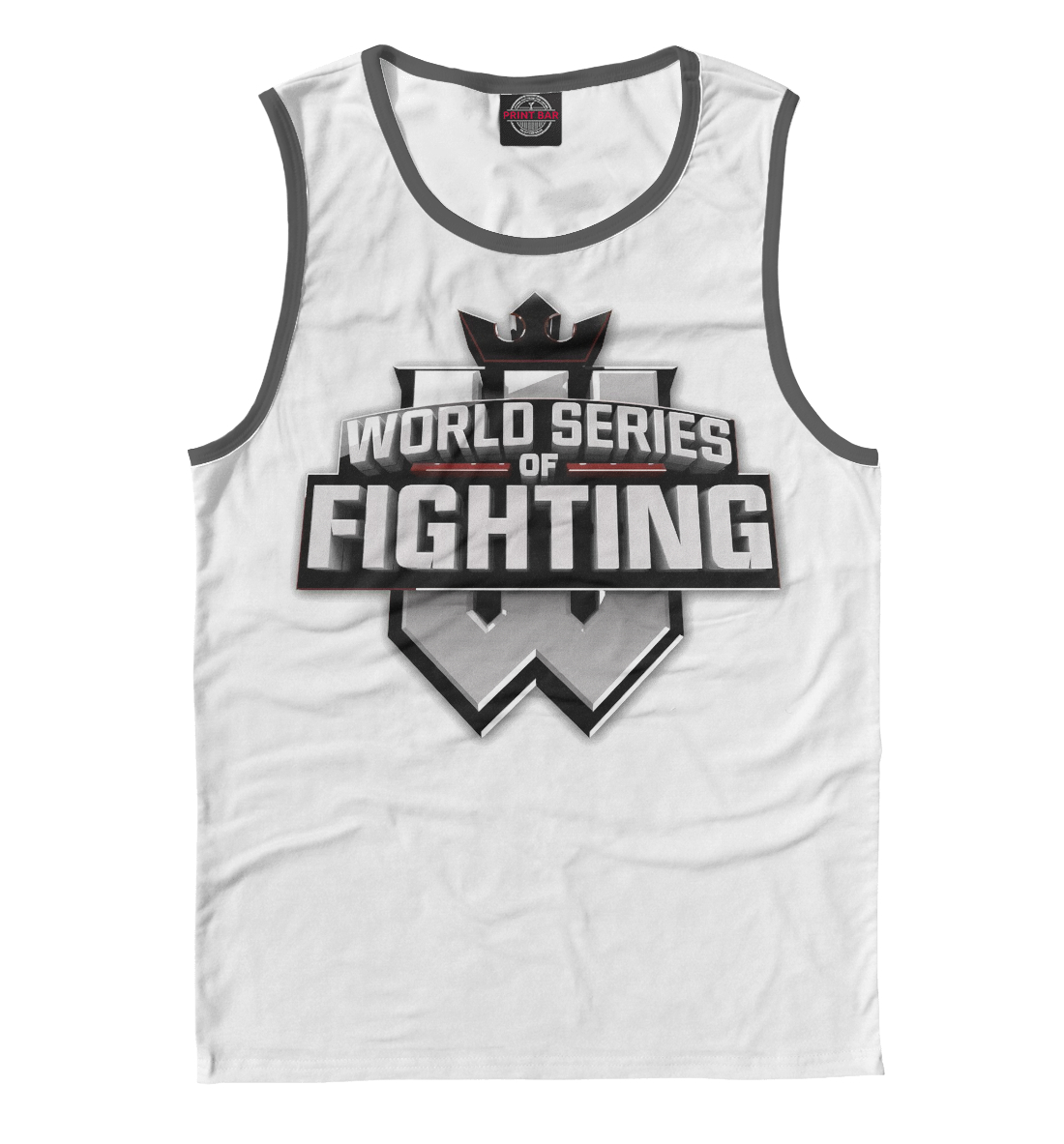 Купить WSOF: World Series Of Fighting, Printbar, Майки, MNU-590188-may-2