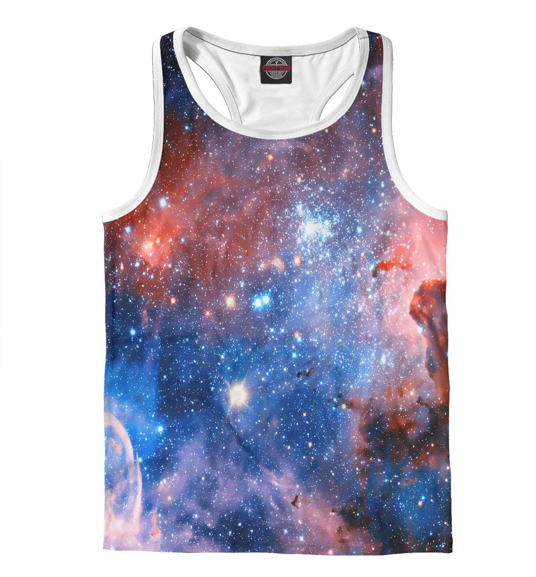 Купить Вселенная, Printbar, Майки борцовки, SPA-628619-mayb-2