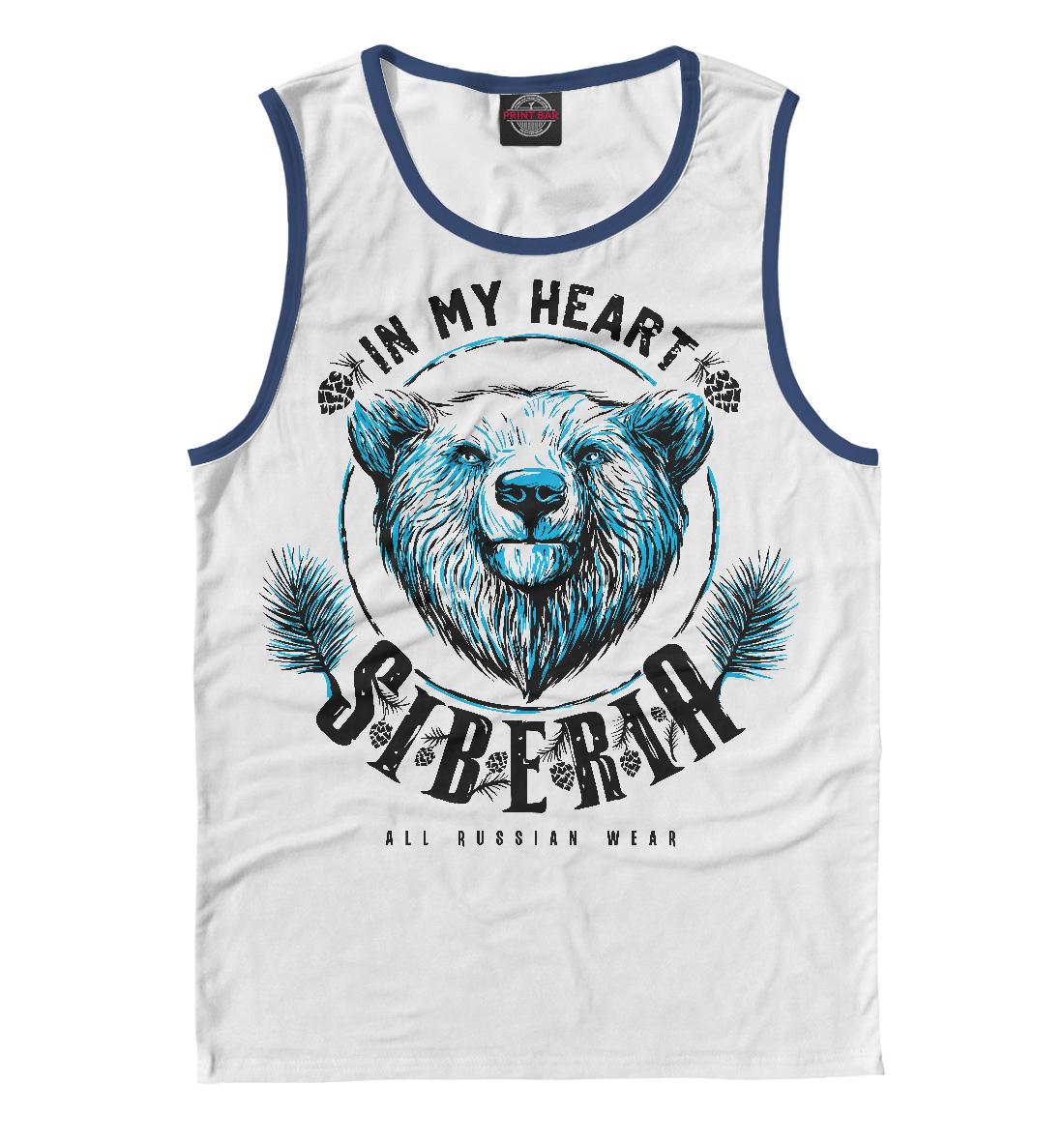 Сибирь в моем сердце