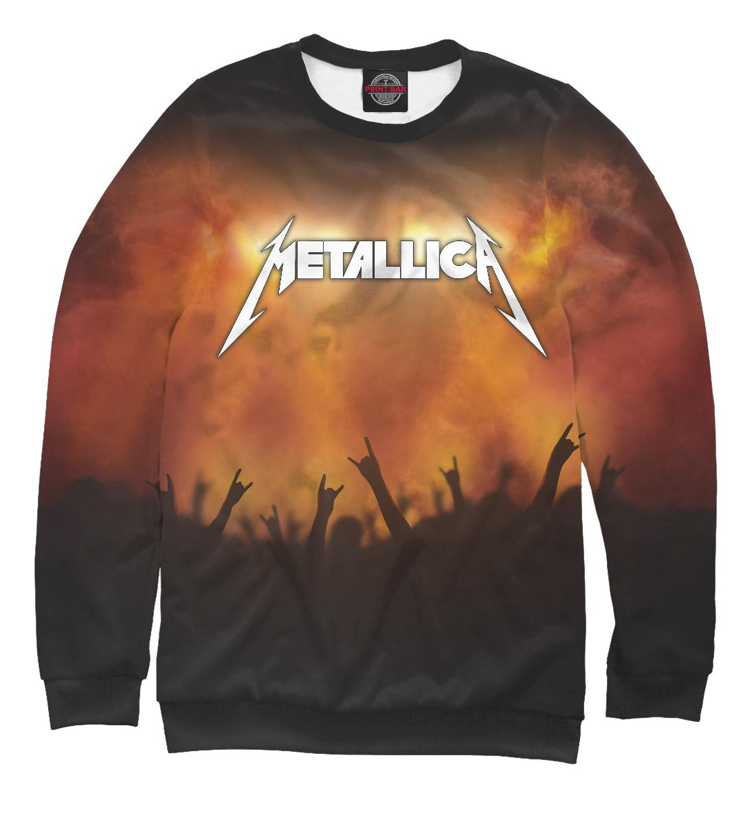 Купить Metallica, Printbar, Свитшоты, MET-778192-swi-2