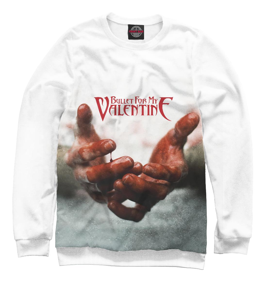 Купить Bullet for My Valentine, Printbar, Свитшоты, MZK-310444-swi-2
