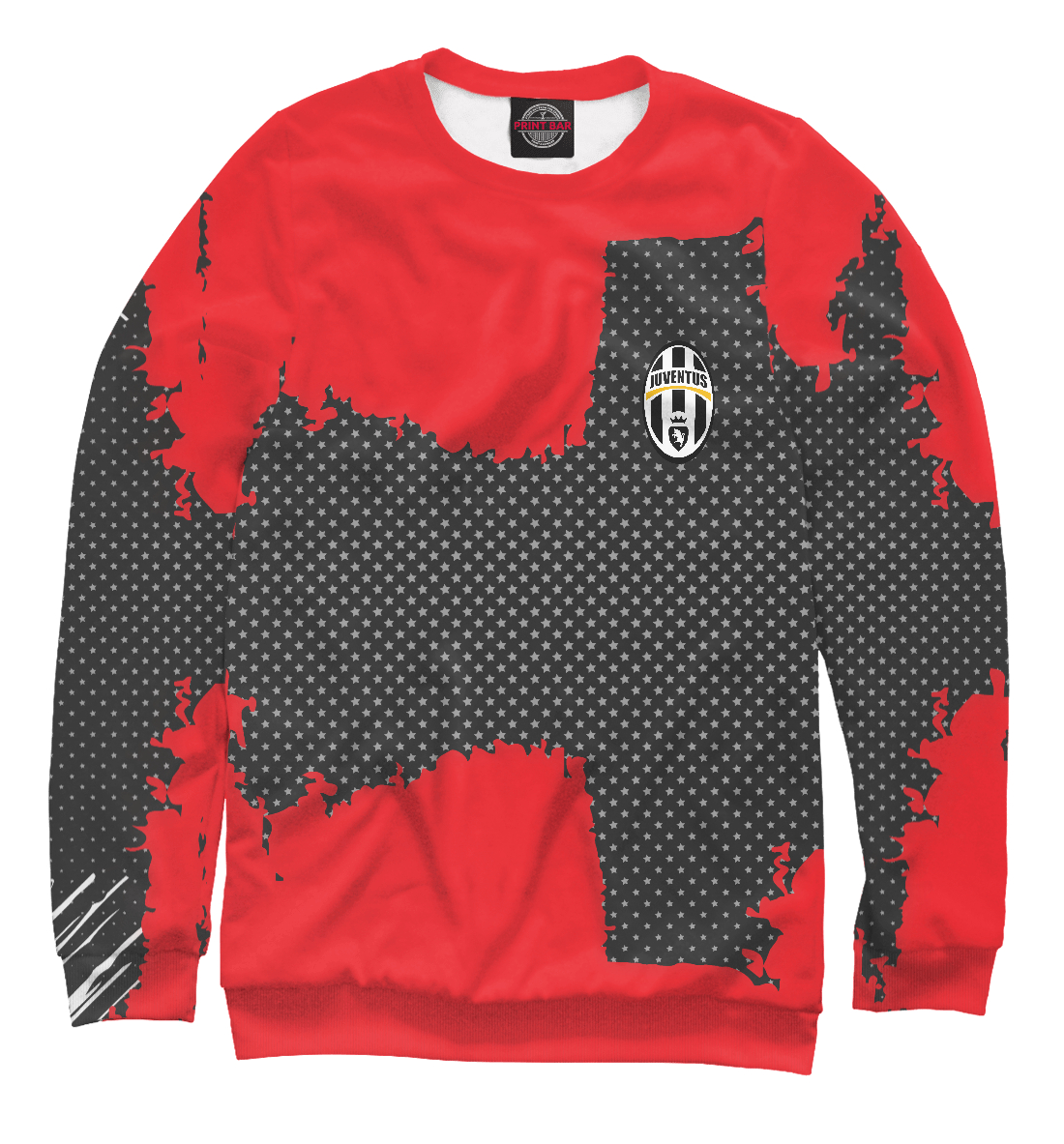 Купить Juventus sport collection, Printbar, Свитшоты, JUV-328225-swi-1