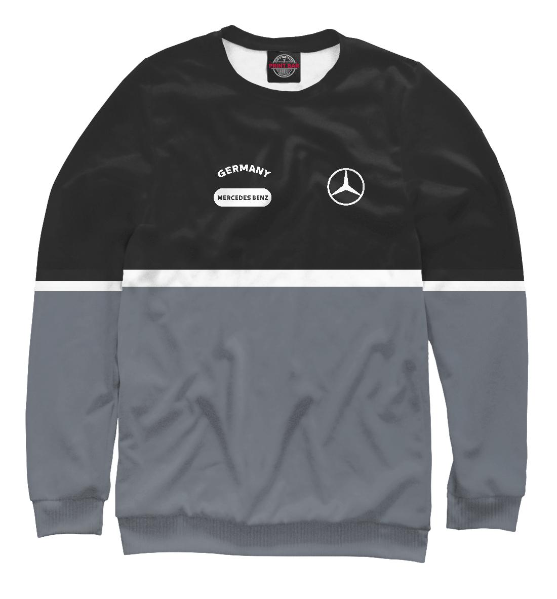 Купить Mercedes-Benz, Printbar, Свитшоты, MER-219166-swi-2