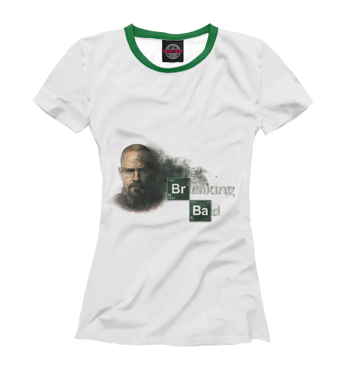 Купить Breaking bad, Printbar, Футболки, VVT-670476-fut-1