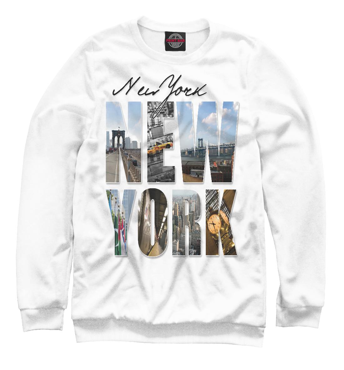 Купить Нью-йорк, Printbar, Свитшоты, USA-972408-swi-2